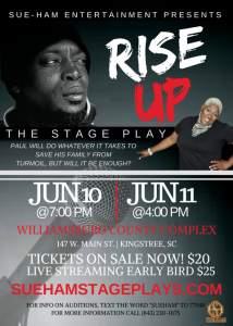 Sue Ham Stage Play Rise Up Flyer-Version 2(2)