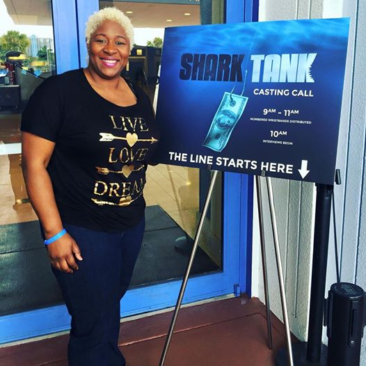 Shark Tank Casting Call In Miami By Sulondia Hammond